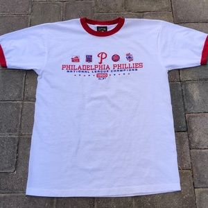 "Vintage Majestic Cooperstown Collection ""Phillies"""